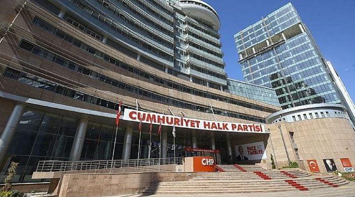 Cumhuriyet Halk Partisi CHP Binası