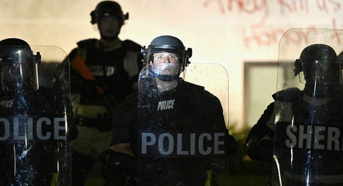 ABD polis