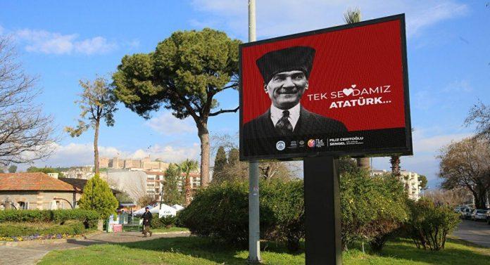 Tek Sevdamız Atatürk