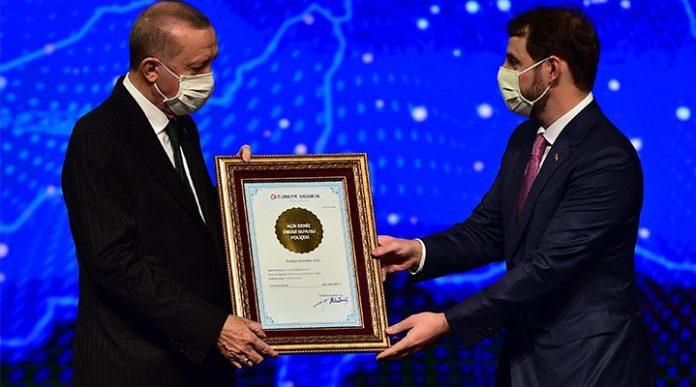 Tayyip Erdoğan Berat Albayrak
