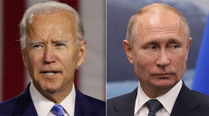 Putin, Biden