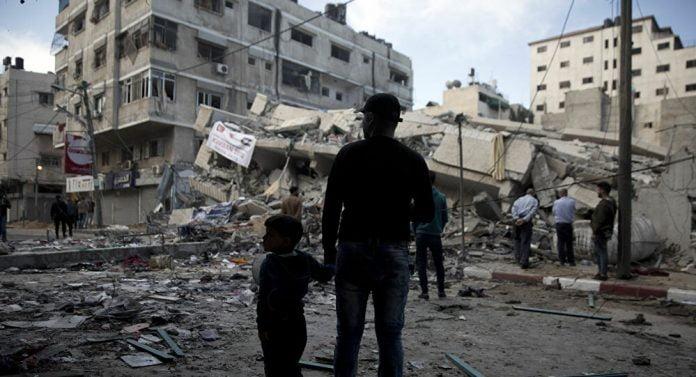 İsrail işgali Filistin
