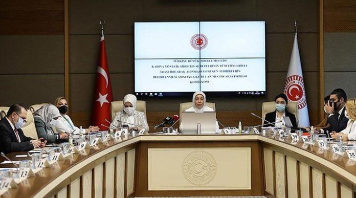 Kadına Şiddetin Sebeplerinin Araştırılması Komisyonu