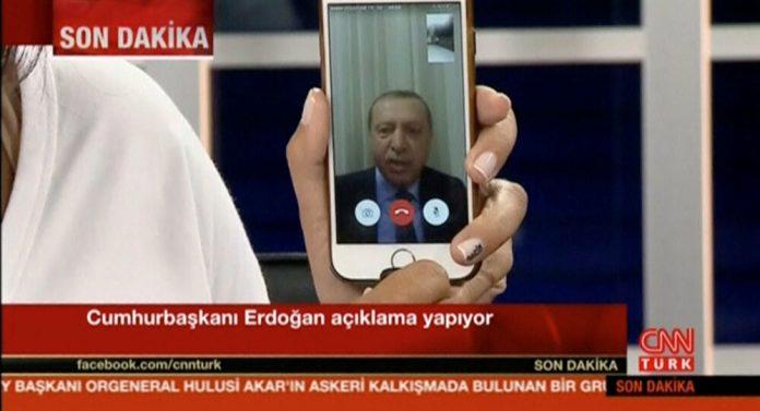 Recep Tayyip Erdoğan 15 Temmuz