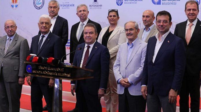 CHP'li belediye başkanları