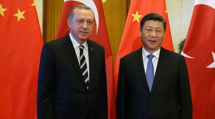 Erdoğan Şi Cinping