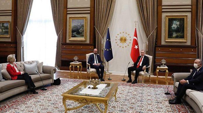 Erdoğan Kıbrıs ziyareti
