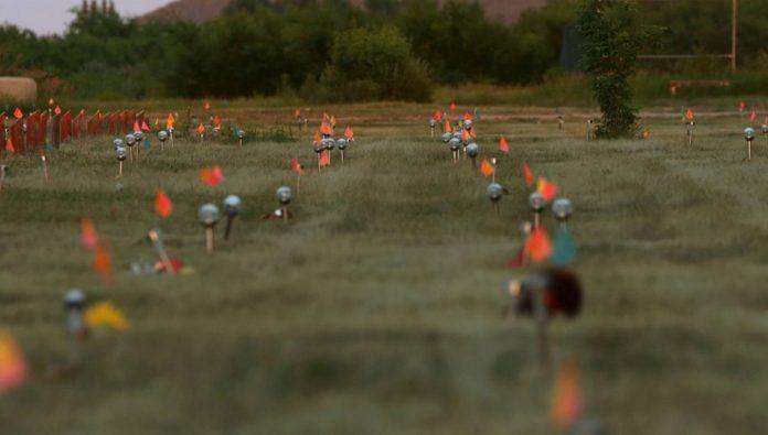 Kanada toplu çocuk mezarları