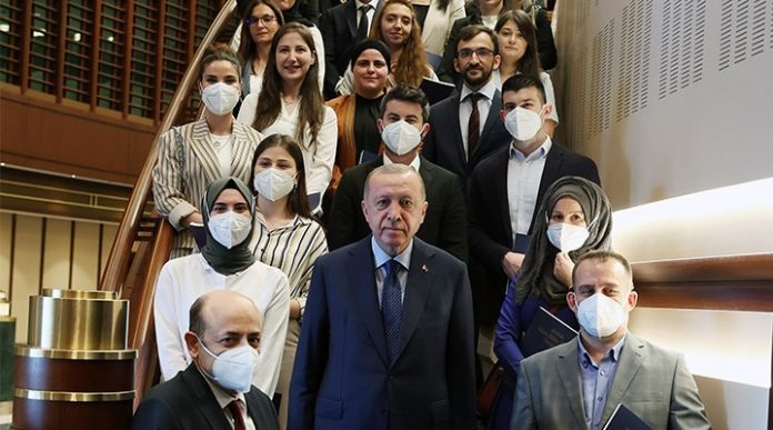 Erdoğan saray