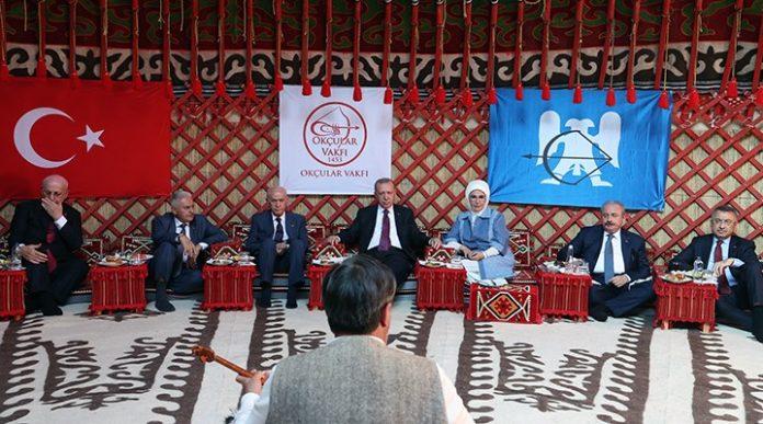 Tayyip Erdoğan Devlet Bahçeli