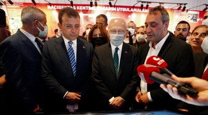 Kemal Kılıçdaroğlu Ekrem İmamoğlu