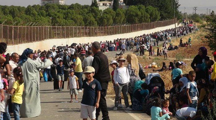 Sığınmacılar